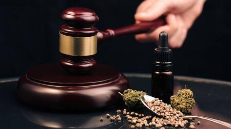 CBD et légalité